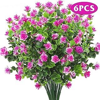 Best plastic flower decoration Reviews