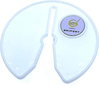 Grip dry Magnetic Ball Marker Golf Club Rest