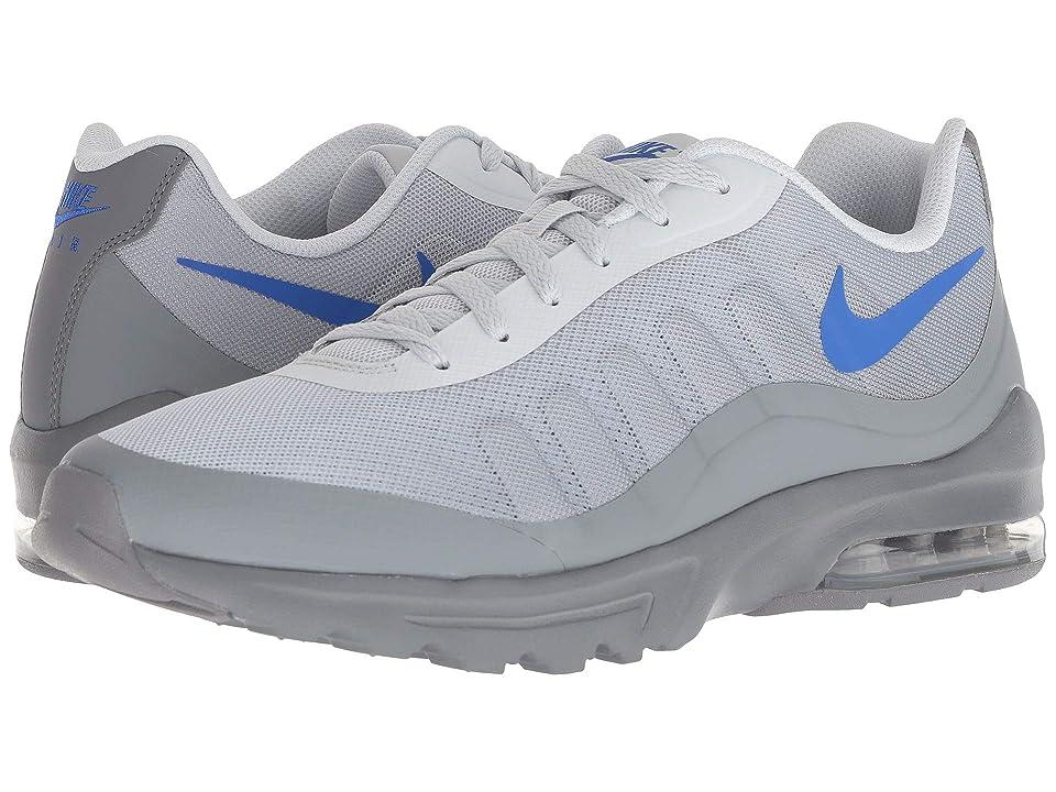 Nike Air Max Invigor (Pure Platinum/Hyper Royal/Cool Grey) Men