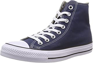 Chuck Taylor All Star High Top Core Colors (11.5 D(M) US, Navy)