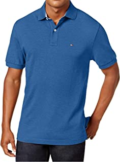 41a59619dcb Tommy Hilfiger Men s Short Sleeve Polo Shirt in Classic Fit