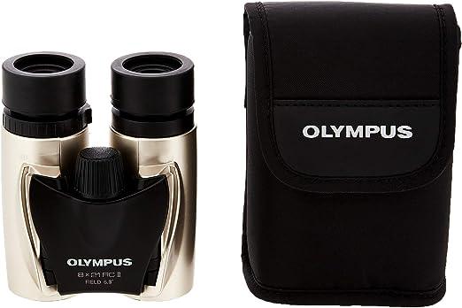 Olympus 8x21 Rc Ii Fernglas Mit Tasche Gold Kamera