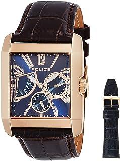 [ポリス]POLICE 腕時計 マルチカレンダー13789MSR-03 メンズ [並行輸入品]