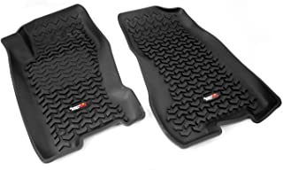 Rugged Ridge All-Terrain 12920.27 Black Front Row Floor Liner For Select Jeep Grand Cherokee Models