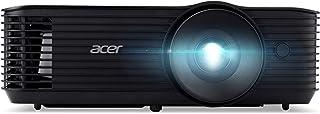 ACER Projektor X1326AWH (WXGA, 1280x800, 20.000:1 kontrast, 4000 ANSI lumenów, HDMI, VGA, gniazdo audio) czarny