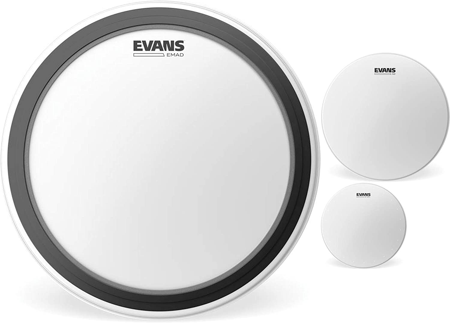 Evans OFFicial mail order BD18EMADCW + B16G2 B14STD Bundle Topics on TV - Value