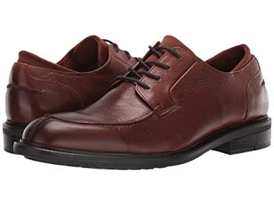 Kenneth Cole New York Class 2.0 Lace-Up (Cognac) Men