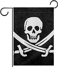 Tuinvlag, Decor Yard Banner Boerderij Outdoor Decoratie Piraat Vlag Verticaal 28x40 Inch