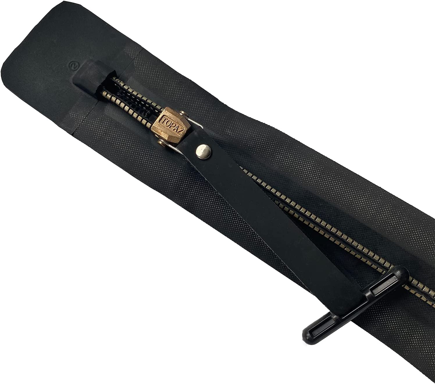 8# Diving Drysuit Zipper Neoprene Tape and Metal Teeth Heavy Dut