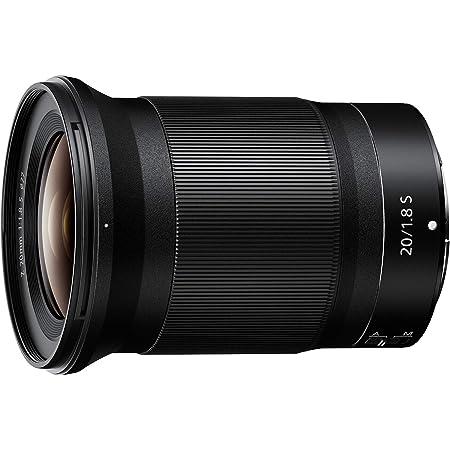 Nikon 単焦点レンズ NIKKOR Z 20mm f/1.8 S Zマウント フルサイズ対応 Sライン NZ20 1.8
