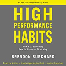 High Performance Habits: How Extraordinary People Become That Way PDF