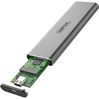 Unitek S1201A - Carcasa para Disco Duro SSD M.2 (USB 3.1 Gen2 ...