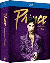 Prince - Collection 3 films: Purple Rain + Under The Cherry Moon + Graffiti Bridge [Blu-ray]