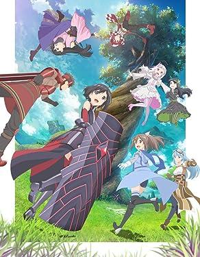 """12"""" x 15"""" Itai no wa Iya nano de Bougyoryoku ni Kyokufuri Shitai to Omoimasu Bofuri Anime Poster"""