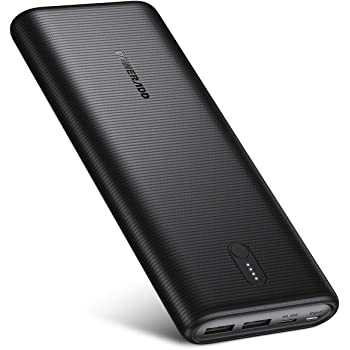 POWERADD PD 30W Power Bank, EnergyCell II 26800, 26800mAh High Capacity Portable Charger, USB-C Fast Charging Battery Pack with 2 Inputs/ 3 Outputs for iPhone, Samsung Galaxy, Laptop, Tablet, and More