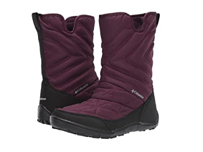 Columbia Minx Slip III (Black Cherry/Columbia Grey) Women