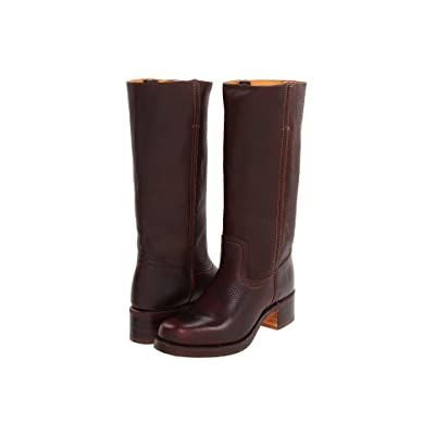 Frye Campus 14L (Blazer Brown Leather) Cowboy Boots