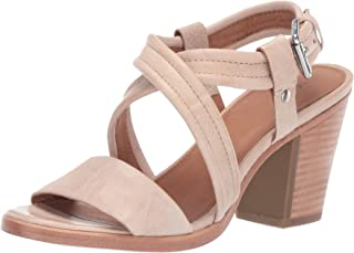 FRYE Women's Dani Criss Cross Flat Sandal