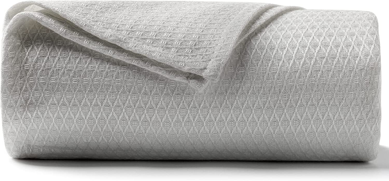 DANGTOP 100% Bamboo Max Indianapolis Mall 51% OFF Cooling Blanke Blankets Lightweight