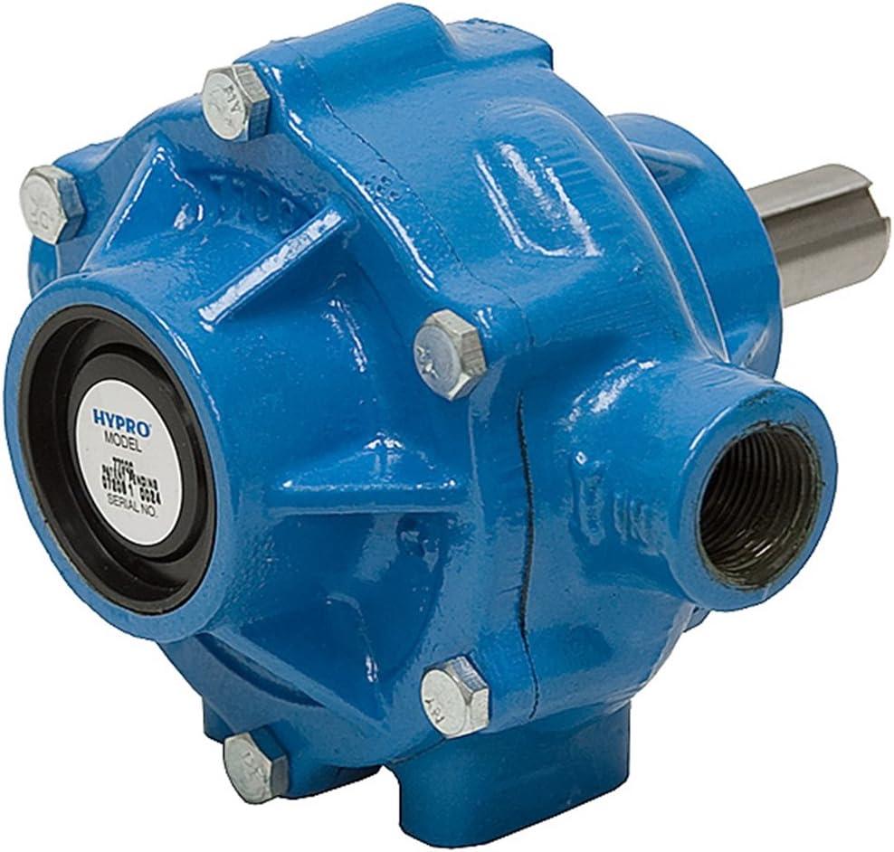 Hypro 7700C Cast Pump 7-Roller Iron OFFicial site Tulsa Mall