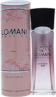 Lomani Lomani Amazing by Lomani for Women 3.3 Oz Eau de Parfum Spray 3.3 Oz