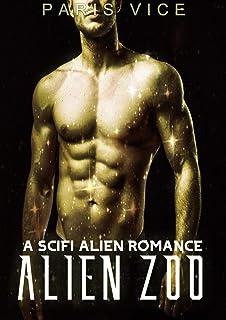 Alien Zoo: A scifi alien romance (Star Gods) (English Edition)