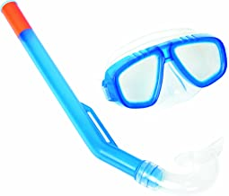 Goggles with Breathing tube For Kids, Blue, 24018