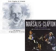 The Breeze - Play The Blues - Eric Clapton & Friends and Wynton Marsalis - 2 CD Album Bundling