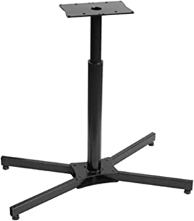 Gamma Floor Stand for Tennis Stringing Machine Adjustable Stand for Converting Your Tabletop Progression II or X-Stringer Racquet String Machine into a Standing Model - Adjusts from 30 to 48 Inches