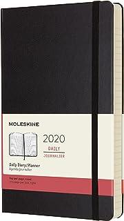 Moleskine - 2020 Hard Cover Diary - Daily - Large - Black