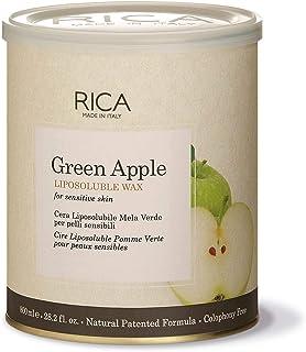 Rica Green Apple Liposoluble Wax, 800 Ml