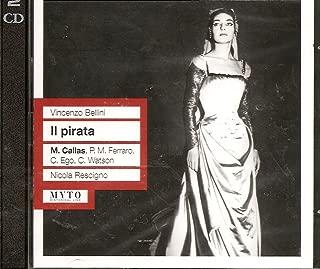 Bellini: Il Pirata - Maria Callas, Piero Miranda Ferraro