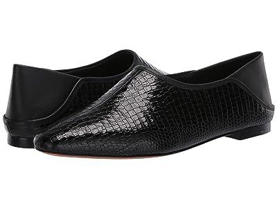 Vince Branine (Black Croc Leather) Women