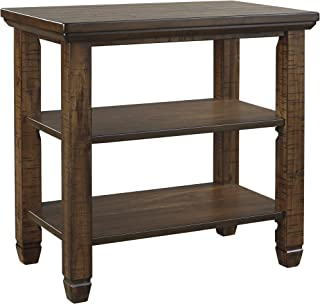 Signature Design by Ashley - Royard Casual Chairside End Table, Brown