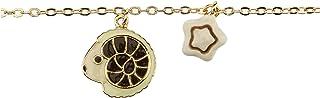 THUN -Bracciale da Donna con Segno Zodiacale Ariete - Oroscopo - Gioielli Donna - Ottone Placcato Oro e Ceramica