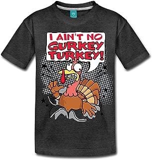 FGTeeV I Ain't No Gurkey Turkey Kids' Premium T-Shirt