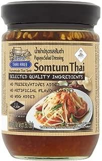 Thai Aree Sauce/Paste 220g/240g/260g (628MART) (Somtum Thai Papaya Salad Dressing 260g, 3 Count)