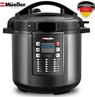 Best bella 8 quart programmable electric pressure cooker 14682 Reviews