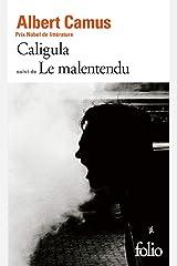 Caligula / Le Malentendu Format Kindle
