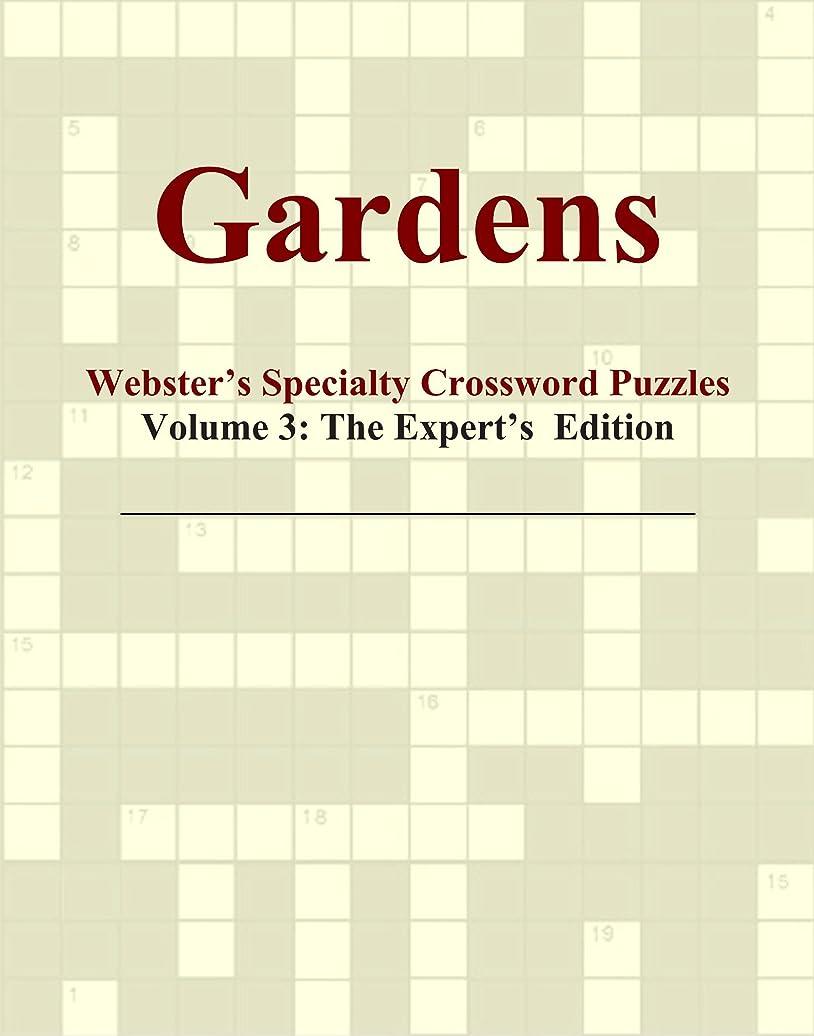 保守可能良い作曲するGardens - Webster's Specialty Crossword Puzzles, Volume 3: The Expert's Edition