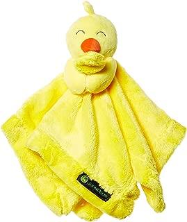 John Deere Baby Cuddle Snuggle Security Blanket Boy Girl Farm Animal Cow Pig Chick