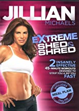 Jillian Michaels Extreme Shed and Shred (Widescreen Edition)