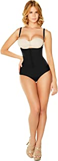 DIANE & GEORDI 002376 Shapewear Bodysuit Thong for Women | Fajas Colombianas