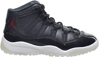 Jordan 11 Retro BP Little Kids Shoes Black Gym Red-White-Anthracite 378039 6193350a4