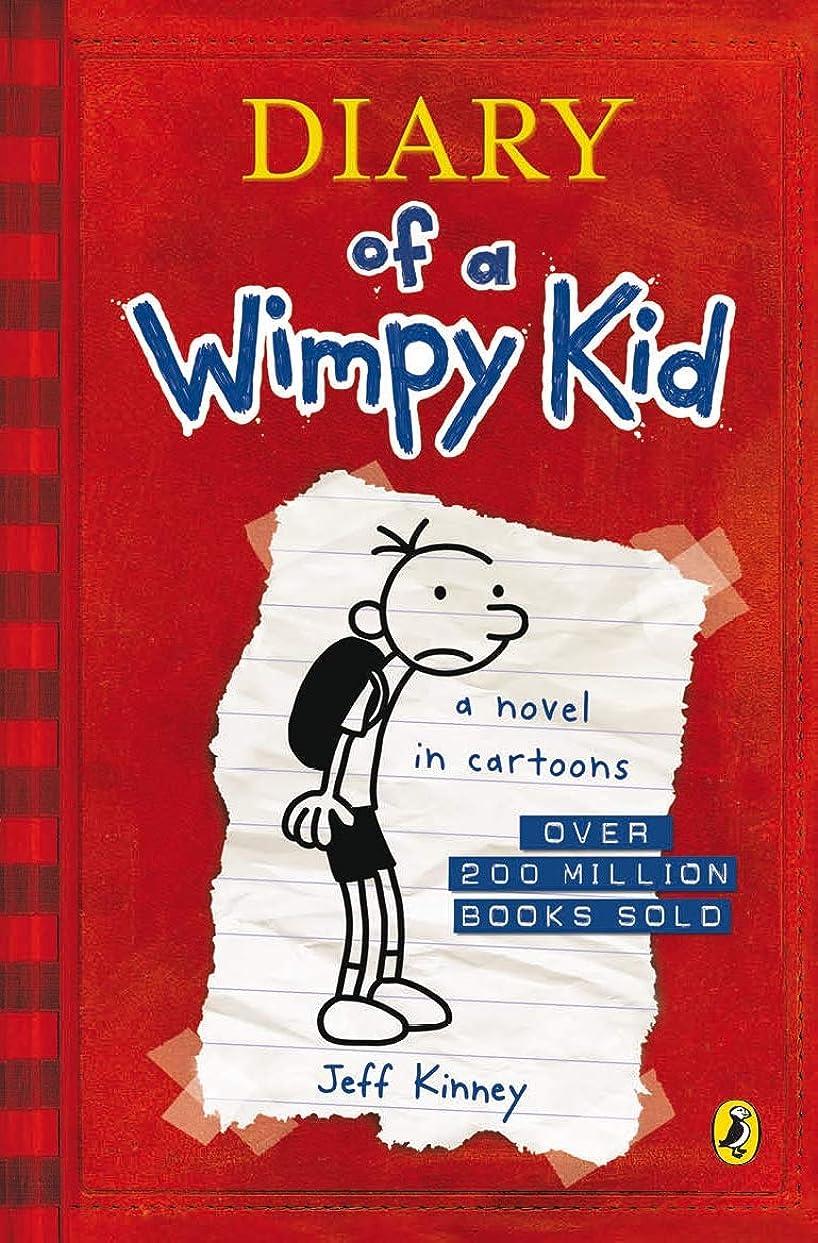 繁殖スクラッチ影響力のあるDiary Of A Wimpy Kid (Book 1) (English Edition)
