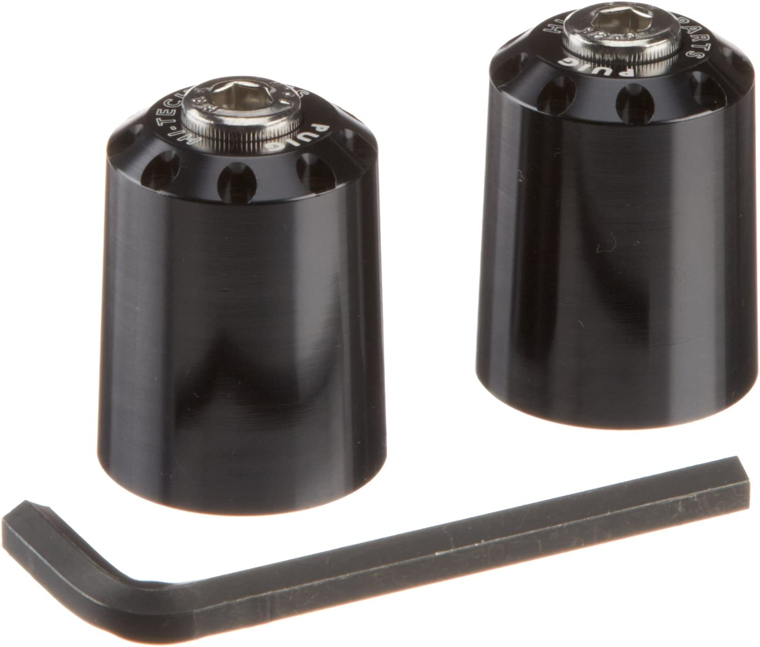 Puig 5618N Black Aluminum NEW before selling ☆ Long End Bar Ranking TOP12