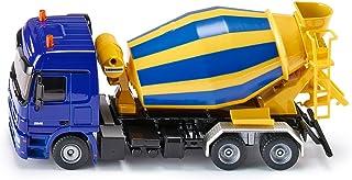 Siku 3539 - Camión hormigonera en miniatura (metal, escala