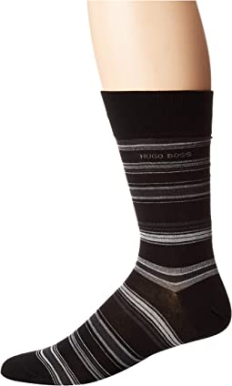 Multistripe Dress Sock