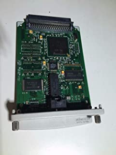 Printer Parts 1pcs REFURBISHED Network Card for HP JETDIRECT 615N J6057A 10/100TX Network Print Server