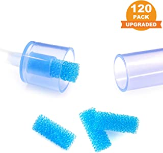 120-Pack of Premium Nasal Aspirator Hygiene Filters, Replacement for NoseFrida Nasal Aspirator Filters, BPA, Phthalate & Latex-Free